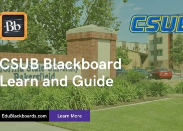 CSUB Blackboard Learn & Login Guide