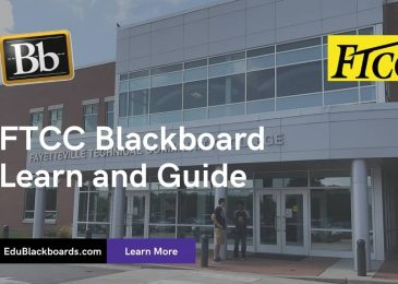 FTCC Blackboard Learn & Login Guide