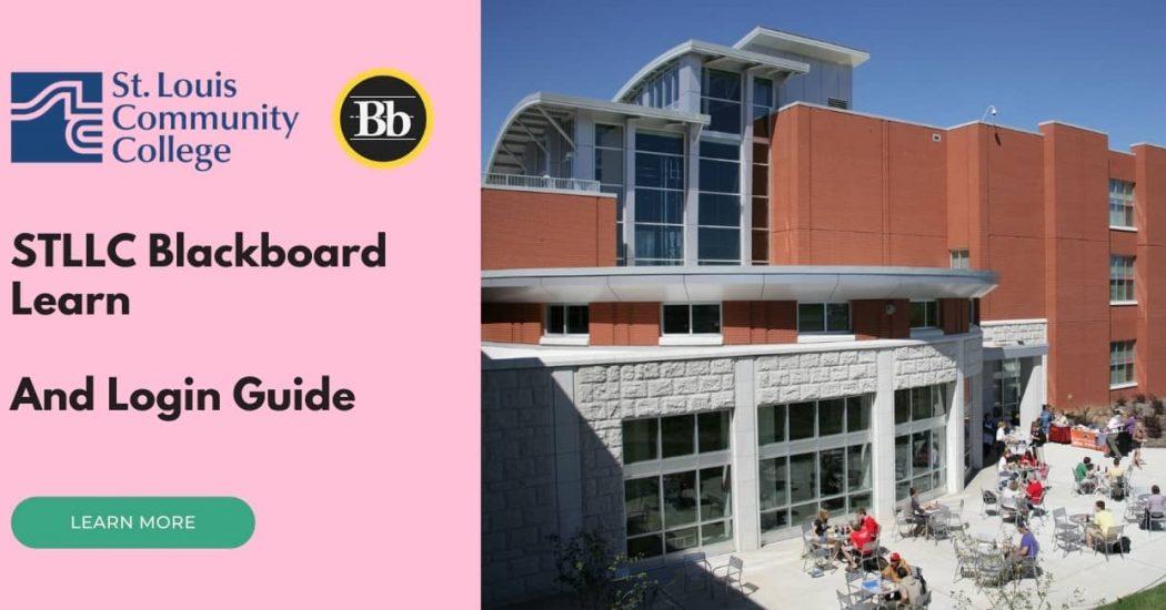 STLCC Blackboard Learn & Login Guide
