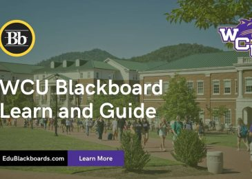 WCU Blackboard Learn & Login Guide